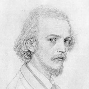 Richard Schöne, Selbstbildnis von 1863